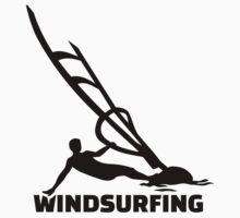 Windsurfing by Designzz