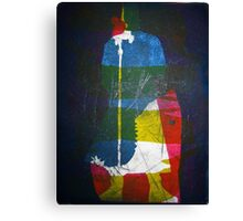 The Monkey Rope (from Meditations on Moby Dick) Canvas Print