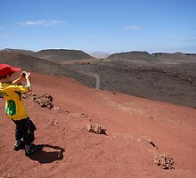 Timanfaya National Park, Lanzarote, Canary Islands (1) by PyramidHill