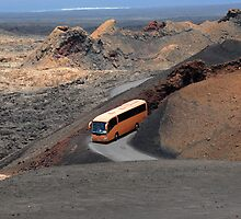 Timanfaya National Park, Lanzarote, Canary Islands (2) by PyramidHill