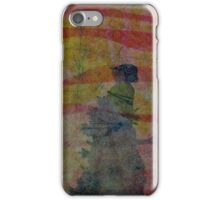 Godzilla in Fukushima #3 iPhone Case/Skin