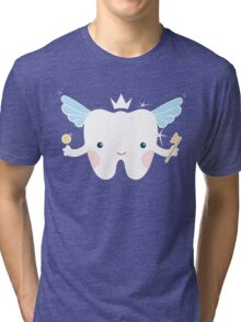 Tooth Fairy Tri-blend T-Shirt