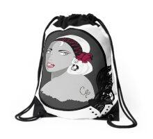 60's Drawstring Bag