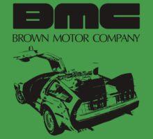 Brown Motor Company II Baby Tee
