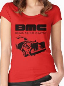 Brown Motor Company II Women's Fitted Scoop T-Shirt