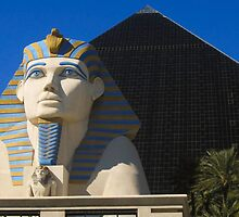 The Luxor Casino Hotel by Tim Topping