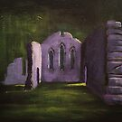 'Cymer Abbey, Wales' by Martin Williamson (©cobbybrook)