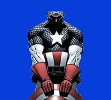 Captain american by Marquinho46