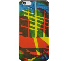 The Pequod #2 (from Meditations on Moby Dick) iPhone Case/Skin