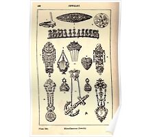 A Handbook Of Ornament With Three Hundred Plates Franz Sales Meyer 1896 0514 Jewelry Miscellaneous Poster