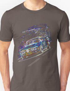 Alfa Romeo GTAm Unisex T-Shirt