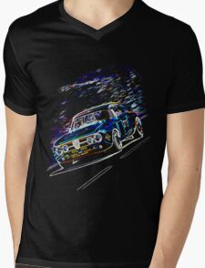 Alfa Romeo GTAm Mens V-Neck T-Shirt
