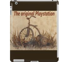 The Original Playstation  iPad Case/Skin