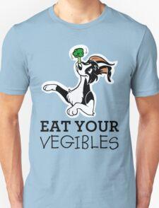 Eat Your Vegibles - Twitch (light) T-Shirt