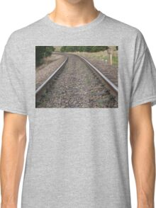 42 Train Tracks Classic T-Shirt