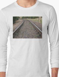 42 Train Tracks Long Sleeve T-Shirt