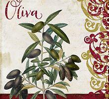 Cucina Italiana Oliva by mindydidit