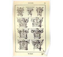 A Handbook Of Ornament With Three Hundred Plates Franz Sales Meyer 1896 0227 Supports Capital Poster