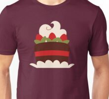 Pastry-Pink Unisex T-Shirt