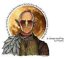 Solas Photographic Print