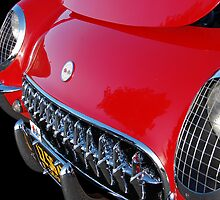 54 Corvette by WildBillPho