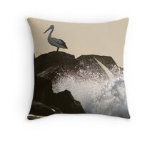 Pelican High & Dry Throw Pillow