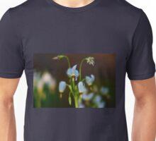Peaceful Flowers Unisex T-Shirt