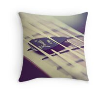 Sweet Song Throw Pillow