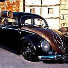 VW beeten old car but nice rusty bonnet.3 by Edgar023