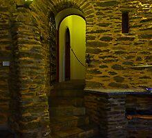 Stoney Entrance by Warren. A. Williams