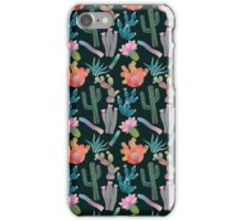 Desert Nights Seamless Pattern iPhone Case/Skin