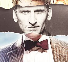 Doctor Who 9+10+11 by chloetommo