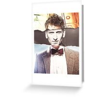 Doctor Who 9+10+11 Greeting Card
