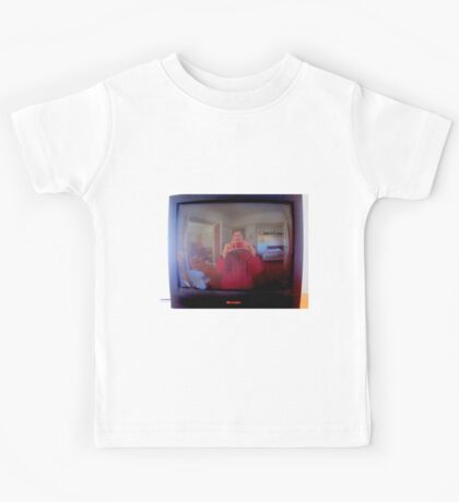 Not So Candid Camera Kids Tee