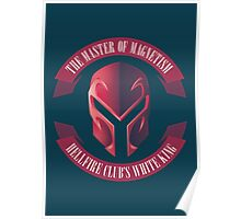 The Master of Magnetism Poster