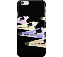 Simplistic Starships iPhone Case/Skin