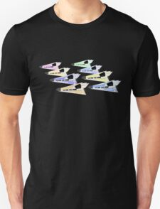Simplistic Starships T-Shirt
