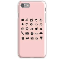 Objects iPhone Case/Skin
