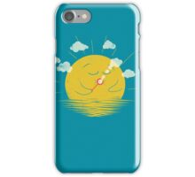Partly Cloudy iPhone Case/Skin
