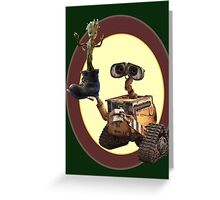 Wall-E ARE GROOT Greeting Card
