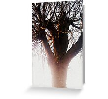 Standing Tall. Greeting Card
