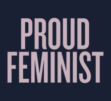 Proud Feminist One Piece - Long Sleeve