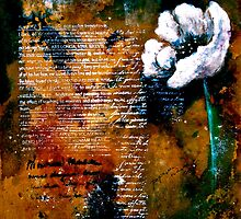The Poppy Journals...Ars Longa Vita Brevis by ©Janis Zroback