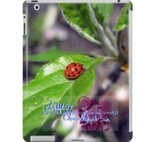 little lady iPad Case/Skin