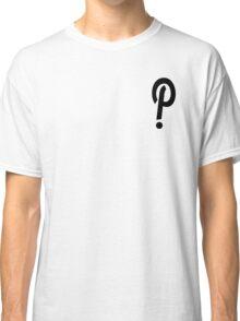 Panic! (V: Black) Classic T-Shirt