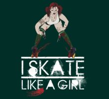 Atomic Blast - Skate like a Girl by Tracey Quick