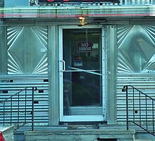 Auburn, New York, Hunter Dinerant, 2005 by Frank Romeo