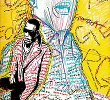 Ray Charles by Romar333