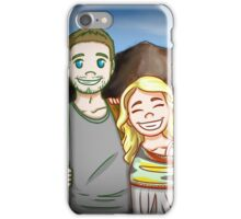 Smiles on Vacay iPhone Case/Skin