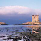 Castle Stalker by derekwallace